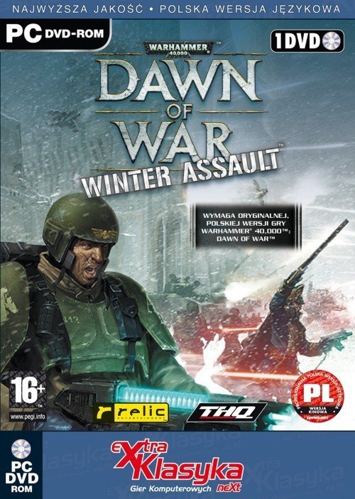 WARHAMMER 40K WINTER ASSAULT
