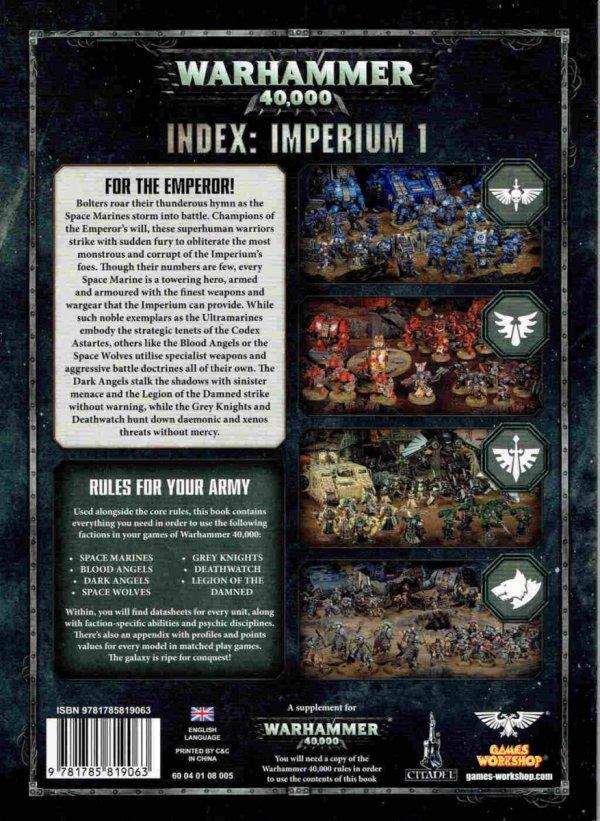 INDEX : IMPERIUM 1 TYŁ