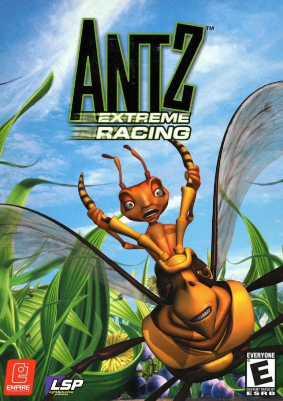ANTZ EXTREME RACING CD