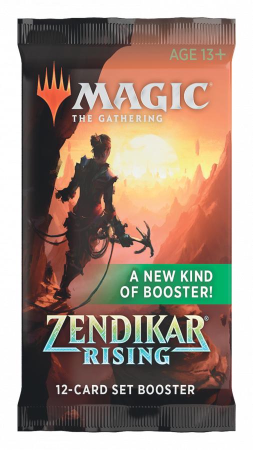 MTG - Zendikar Rising Set Booster Display (1 Booster)