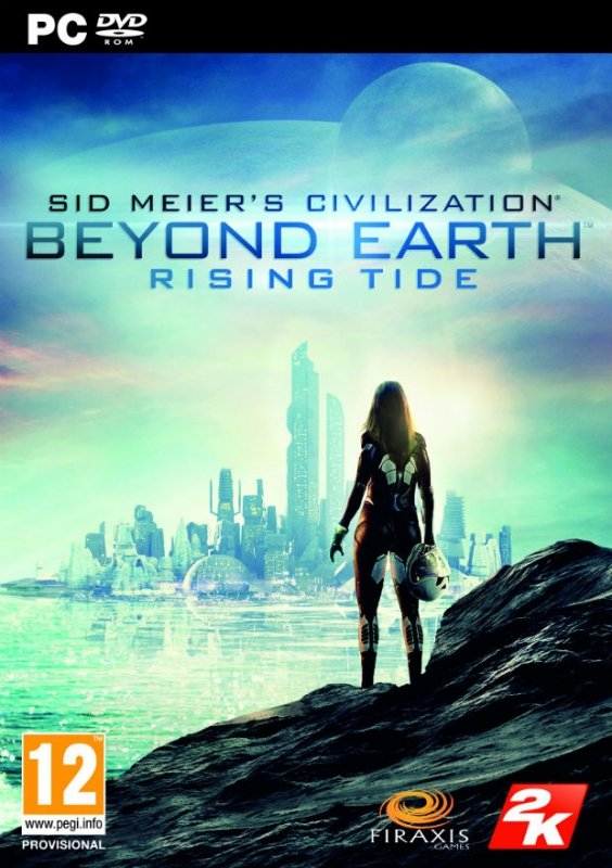 Civilization: Beyond Earth - Rising Tide PL (PC)