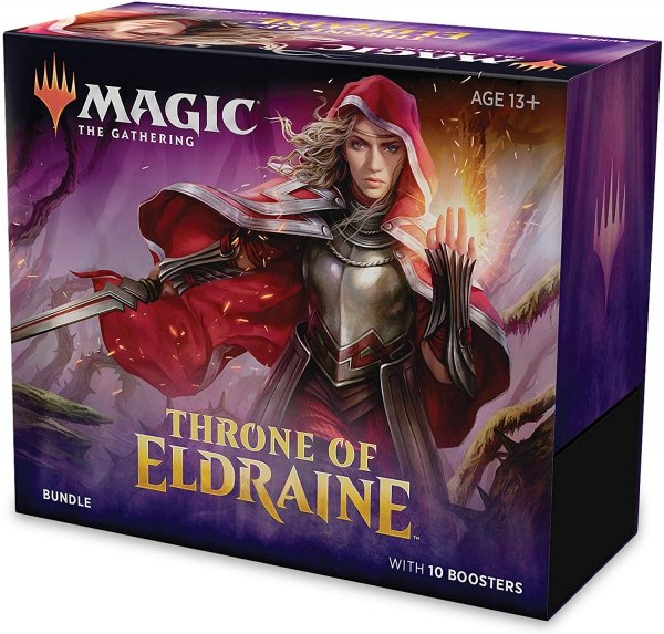 MTG Throne of Eldraine Bundle (10 Boosters)
