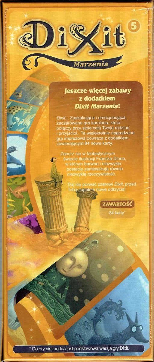 DIXIT 5 MARZENIA PL