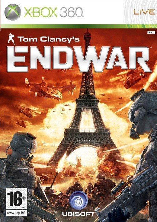 END WAR                   X360