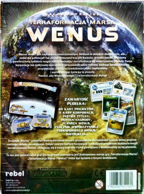 Terraformacja Marsa: Wenus PL