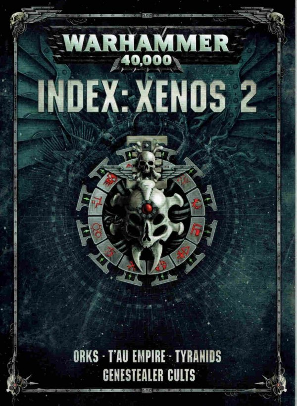 INDEX : XENOS 2 PRZÓD