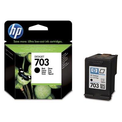 Głowica drukująca HP 703 black   4ml   DJ D730/F735