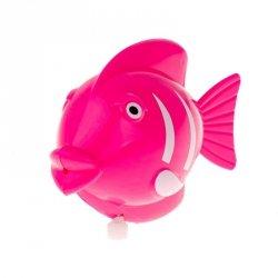 Zabawka do kąpieli nakręcana pływająca ryba różowa