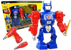 Zestaw Do Składania Robot Dla Majsterkowicza
