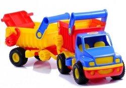 Polesie Samochód Cons Truck wywrotka w siatce 0360