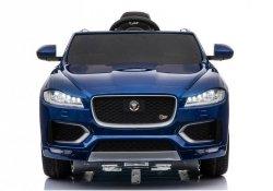Jaguar F-Pace XXL Lakierowany Niebieski Auto na Akumulator