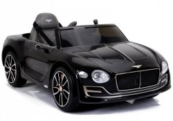 BENTLEY EX12 Concept Cabrio Czarny Lakierowany