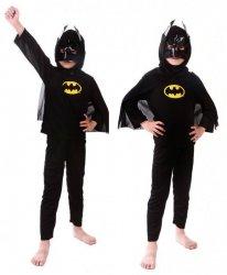 KOSTIUM BATMAN DLA 4 LATKA - Twój syn zostanie królem balu!