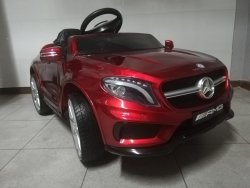 Mercedes GLA45 AMG Lakierowany Czerwony Auto na Akumulator