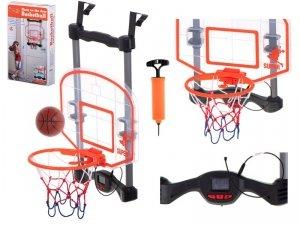 Kosz do gry w koszykówkę koszykówka na drzwi