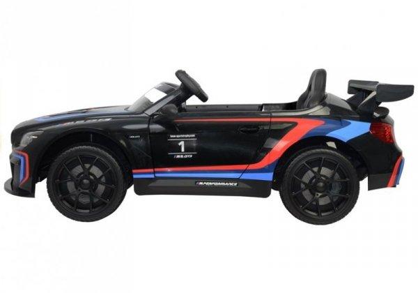 Auto na Akumulator BMW M6 GT3 Czarny