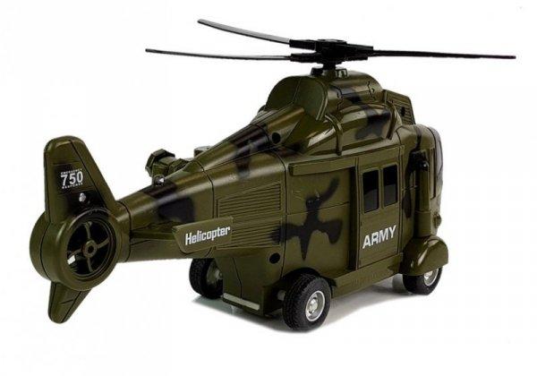 Helikopter Wojskowy Ratunkowy 1:16 Hak Dźwięk Światła