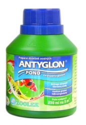 Zoolek Antyglon Pond Plus Oczko Wodne 250Ml Na Glony
