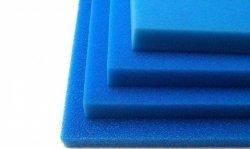 Wkład Filtracyjny Gąbka 25X25X10 20PPI Niebieska