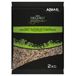 Aquael Żwir Naturalny Wielobarwny 1,4-2 mm 2 kg