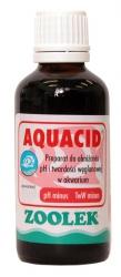Zoolek Aquacid Obniża Ph Wody I Twardość Węglanową 1000Ml