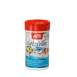 Aquael Acti Artemin Platki - Wysokobiałkowy 100Ml