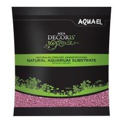 Aquael Żwirek Aqua Decoris Różowy 1 KG
