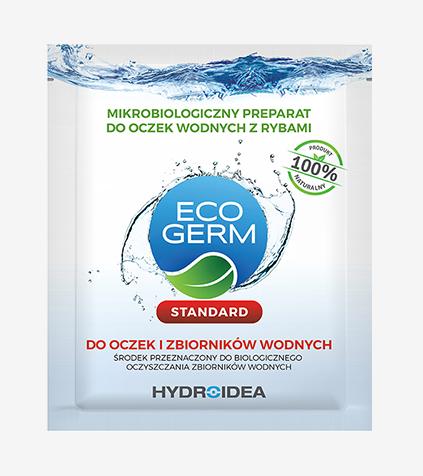 Ecogerm Standard 25g Bakterie do Oczka Wodnego