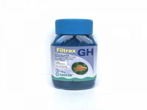 Zoolek Filtrax Gh Obniża Gh 5X100G Woreczki