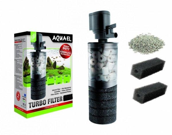 Aquael Turbo Filtr 1000 do 250L 3xGąbka, Zeolit