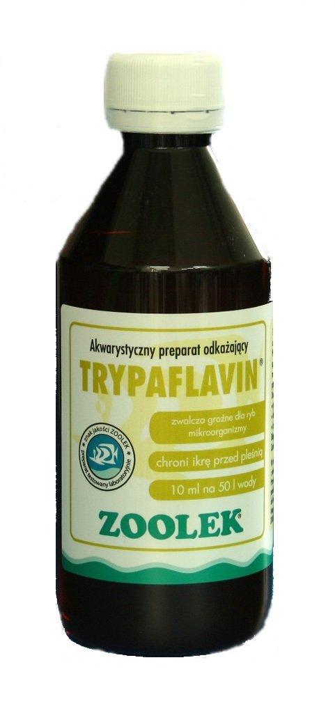 Zoolek Trypaflavin Przeciwbakteryjny, Ochrona Ikry 30Ml
