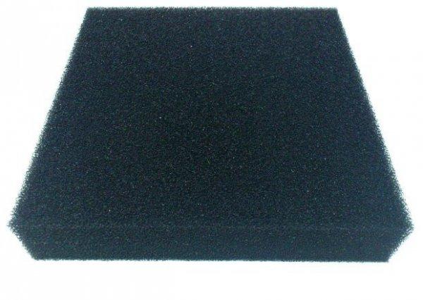 Wkład Filtracyjny Gąbka 50X50X1 20PPI Czarna