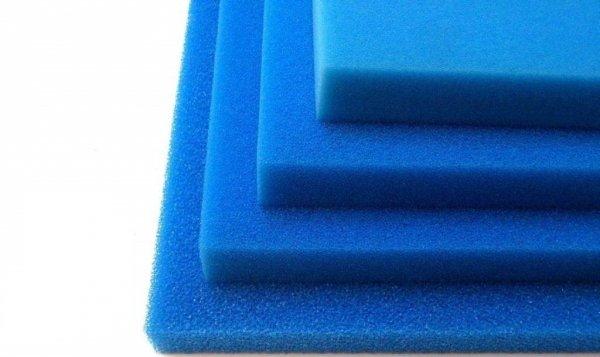 Wkład Filtracyjny Gąbka 35X30X1 10PPI Niebieska
