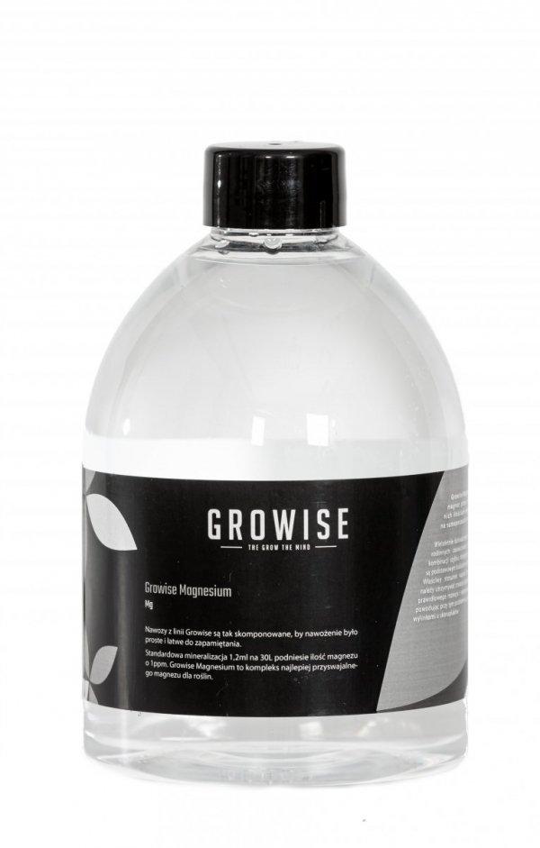 Growise Magnesium 500ml Łatwoprzyswajalny Magnez dla Roślin