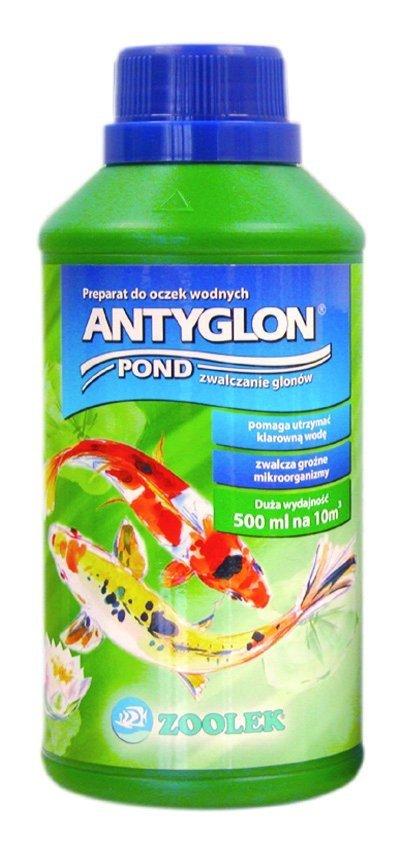 Zoolek Antyglon Pond Plus Oczko Wodne 500Ml Na Glony