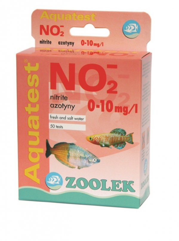 Zoolek Test No2 Dokładny Test Na Azotyny
