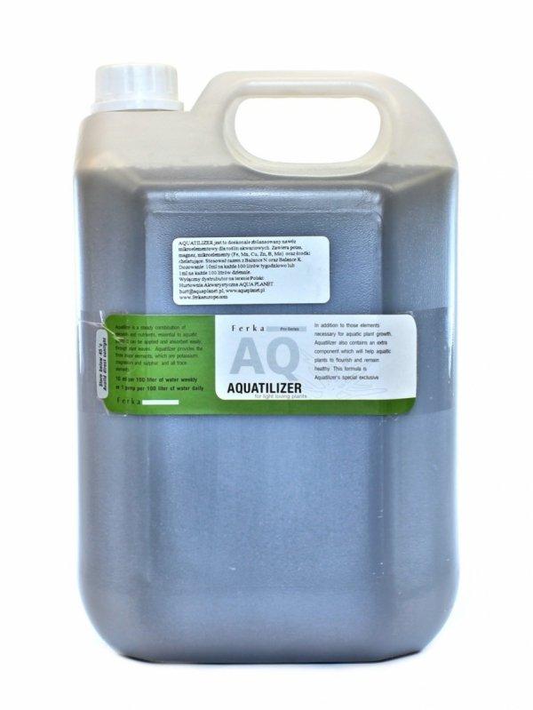 Ferka Aquatilizer 5l Nawóz Mikroelementy Moc