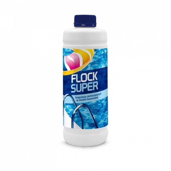 Gamix Super Flock Koagulant 1L Klaruje Wodę