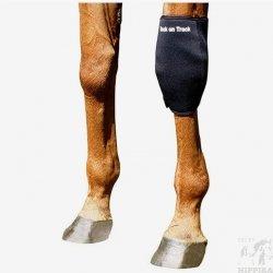 Ochraniacz, orteza na lewy nadgarstek konia. Back On Track, Knee Boot, Left