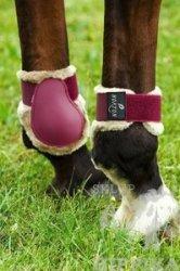 Norton ochraniacze skorupowo-futerkowe tył PONY