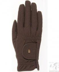 Rękawiczki ROECKL Grip, brąz