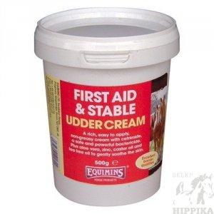 Equimins Udder Cream zwalcza infekcje skórne
