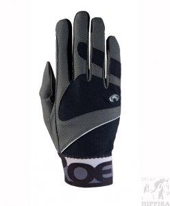 Rękawiczki letnie ROECKL Milton szare