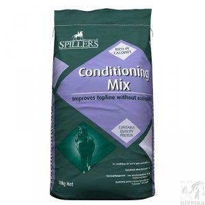 SPILLERS Shine+Conditioning Mix 20kg na poprawę kondycji