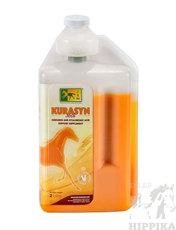TRM Kurasyn 360X,1L- Kurkumina i Kwas Hialuronowy