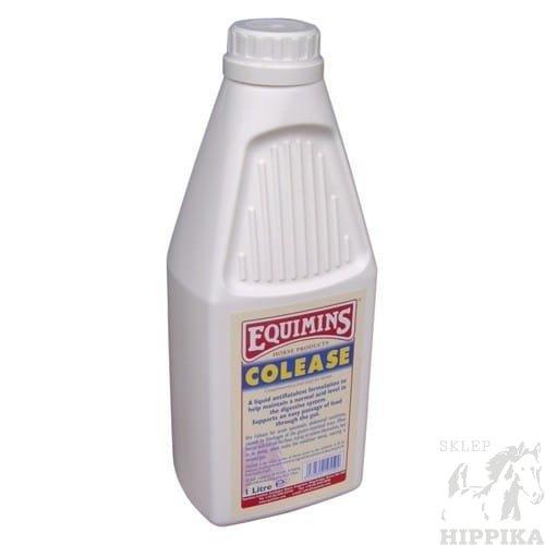 Suplement w płynie zapobiegający powstawaniu kolek Equimins Colease Colic Liquid