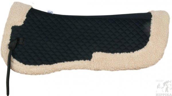 Podkładka pod siodło ze sztucznym futerkiem York