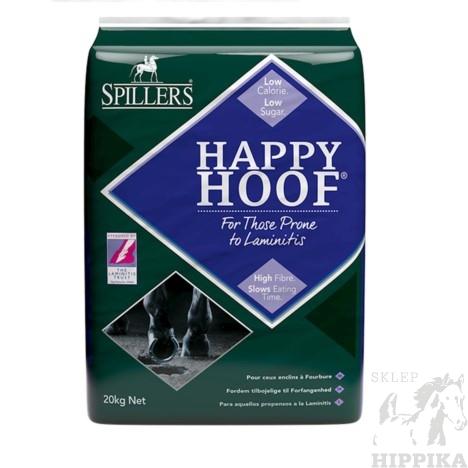 SPILLERS Happy Hoof Molasses Free 20kg Sieczka bez melasy dla koni zagrożonych ochwatem