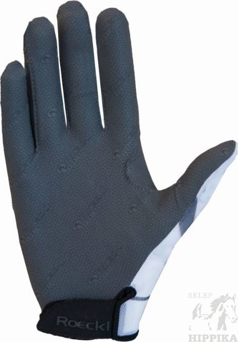 rękawiczki do jazdy konnej roeckl