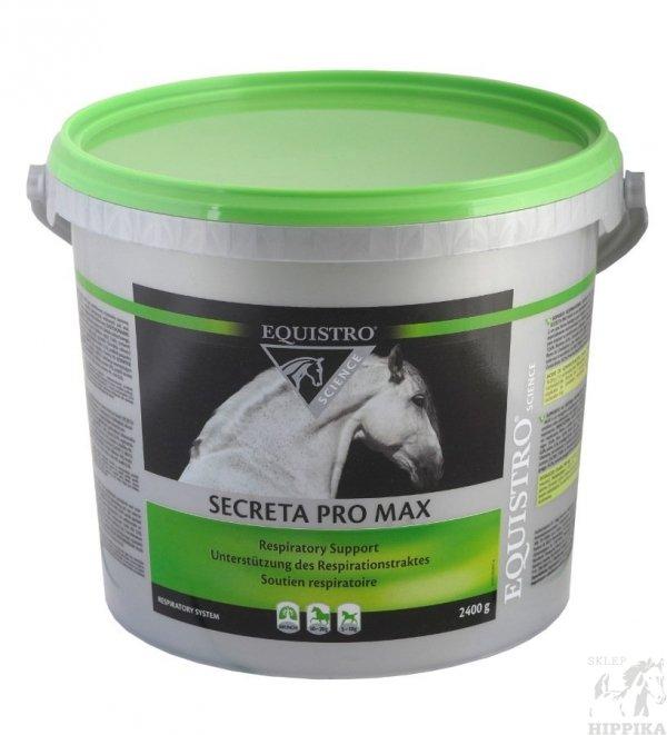 zalecana dla koni wymagających poprawy sprawności układu oddechowego, w celu zwiększenia komfortu oddychania i życia.